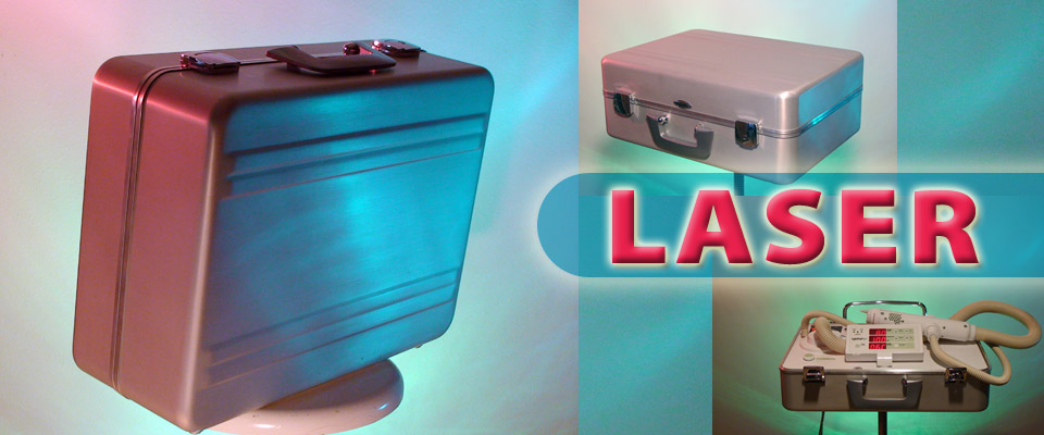 images of LightPod laser